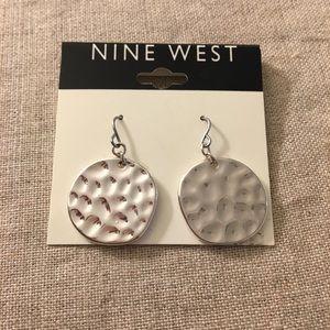 Nine West earrings NWT